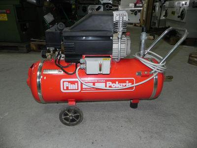 Polaris 255 kompressor